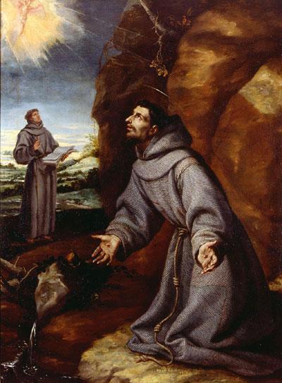 St.-Francis-receives-stigma