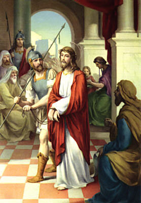 Stations of the Cross according to the method of St. Francis  text and mp3 audio download 2
