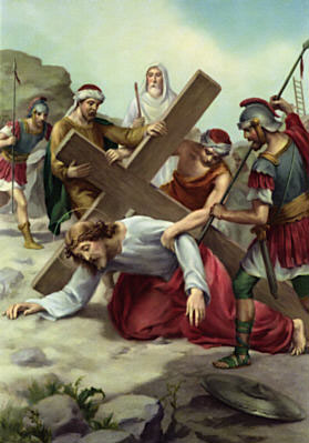 Stations of the Cross according to the method of St. Francis  text and mp3 audio download 8