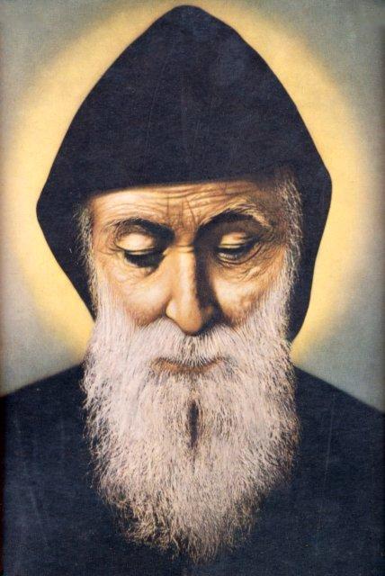 Saint Charbel Makhluf, O.L.M. (or Sharbel Maklouf)