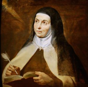 St. Teresa of Avila Interior Castle Podcast Anthony Lilles Kris McGregor