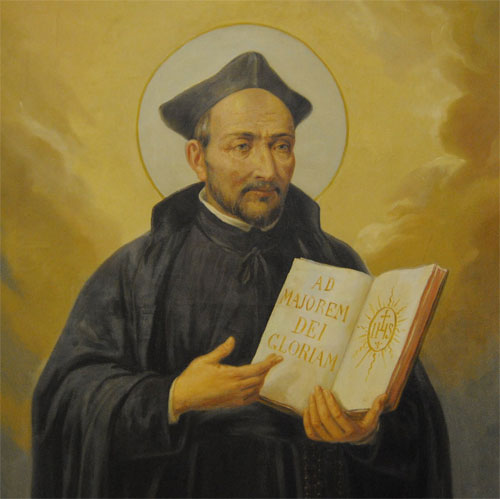 St. Ignatius of Loyola Novena Day 8 – Discerning Hearts podcast