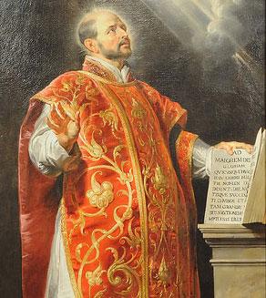 St. Ignatius of Loyola Novena