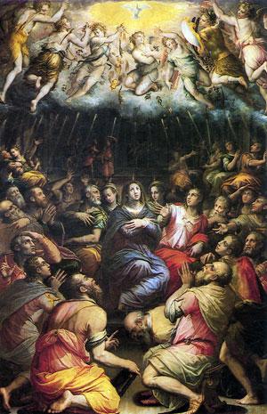 Novena to the Holy Spirit Day 9 - Discerning Hearts 2