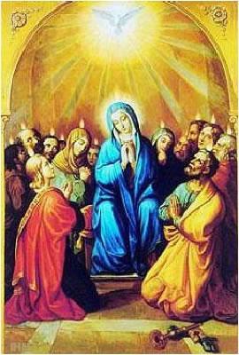 Novena to the Holy Spirit Day 6 - Discerning Hearts 1