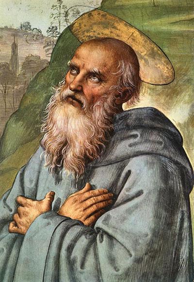 Resultado de imagem para saint benedict