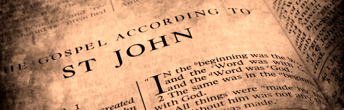 The Prologue to St. John's Gospel – Mp3 audio and text