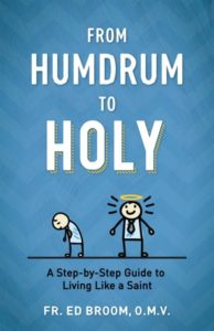 humdrum-to-holy